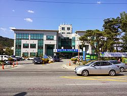 Hongcheon-Eup government 2.jpg