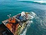 Honolulu Hawaii Shipwreck Pacific Paradise (37870195295).jpg
