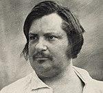 Honoré de Balzac (1842) Detail.jpg