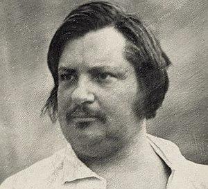 Honoré de Balzac - Image: Honoré de Balzac (1842) Detail