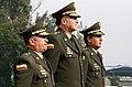 Honores a las autoridades - Ceremonia de ascenso del Mando Ejecutivo Esjim (5520112722).jpg