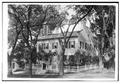 Horatio Seymour House, Main and Seymour Streets, Middlebury, Addison County, VT HABS VT,1-MIDBU,3-1.tif
