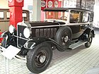 Horch 8 Typ 305, Horch-museo