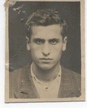 Hossein Aslani - Image: Hosseinaslani