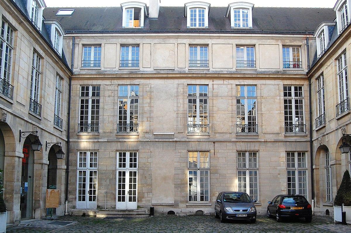 Hôtel De Coulanges Wikipédia