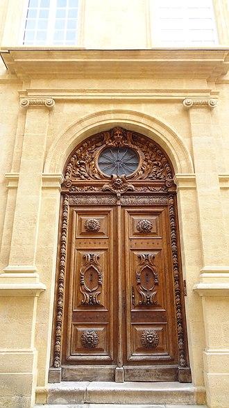 Charles de Grimaldi-Régusse - Hôtel de Grimaldi-Régusse