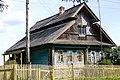 House in village Privalovo, Nizhny Novgorod Oblast.jpg