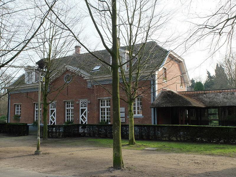 Hovenierswoning Gemeentepark 6 Brasschaat