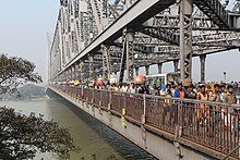 Pont De Howrah Wikip 233 Dia