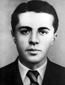 Hoxha in 1941