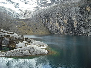 Independencia District, Huaraz - Churup Lake, Independencia District