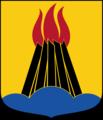 Huddinge kommunvapen - Riksarkivet Sverige.png