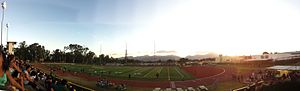 Leilehua High School - Hugh Yoshida Stadium