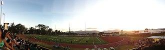 Leilehua High School - Hugh Yoshida Stadium