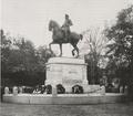 Hugo Lederer - Reiterstandbild Friedrich III, Aachen, 1911.png
