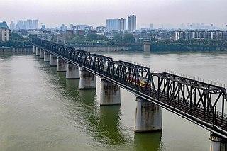 Hunan–Guangxi railway