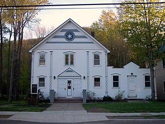 Hunter (village), New York - Hunter Synagogue