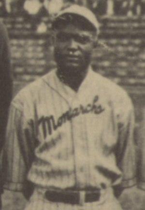 Hurley McNair - McNair at the 1924 Colored World Series