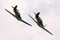 Hurricanes - Duxford Flying Legends July 2009 (3713619734).jpg