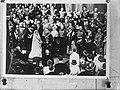 Huwelijk van prinses Juliana en prins Bernhard in de Grote Sint Jacobskerk te De, Bestanddeelnr 934-8308.jpg