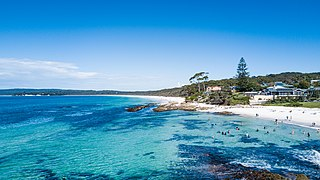 Hyams Beach, New South Wales Town in New South Wales, Australia