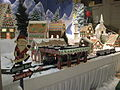Hyatt Regency Reston gingerbread village with model trains (2).jpg