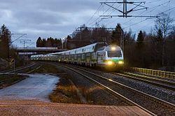 Oulu Turku Juna
