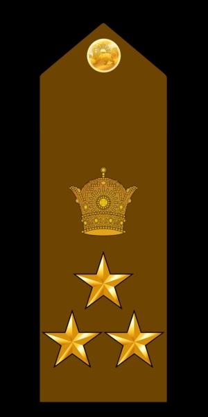 Ahmad Amir-Ahmadi - Image: II Army Sepahbod