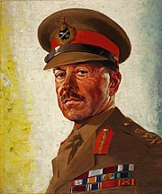 INF3-11 General Sir Harold Alexander Artist William Little 1939-1946