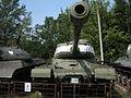 IS-2m heavy tank at the Muzeum Polskiej Techniki Wojskowej in Warsaw (1).jpg