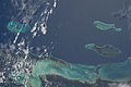 ISS-40 Caribbean Coast of Belize.jpg