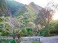 Iao Valley, Sunset, Mountain.jpg