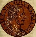 Icones imperatorvm romanorvm, ex priscis numismatibus ad viuum delineatae, and breui narratione historicâ (1645) (14746672145).jpg