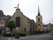 Ieper - Saint George's Memorial Church 1