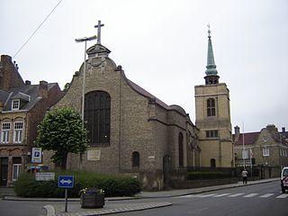 Saint Georges Memorial Church, Ypres