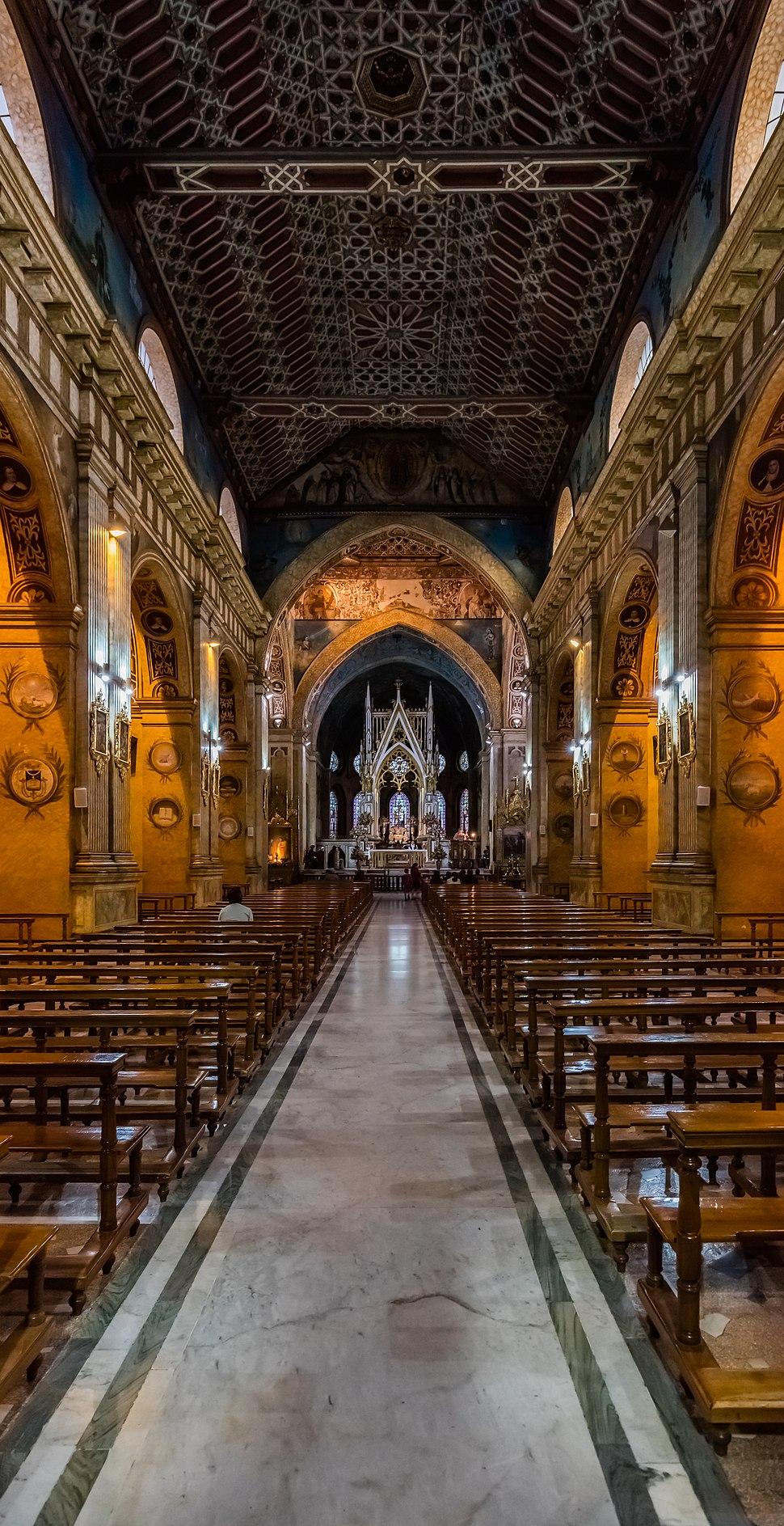 Iglesia de Santo Domingo, Quito, Ecuador, 2015-07-22, DD 196