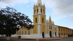 Coro, Venezuela - Iglesia de San Francisco.