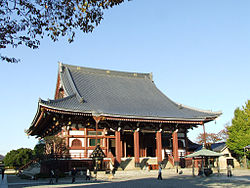 IkekamiHonmonTemple 1