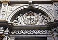 Il marrina, prospetto marmoreo della cappella piccolomini, 01.JPG
