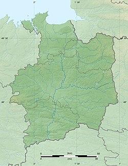 Vidu situon de Saint-Malo kadre de Ille-et-Vilaine