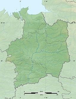 Situo enkadre de Ille-et-Vilaine