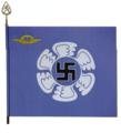 Ilmavoimien Teknillinen koulun lippu.png