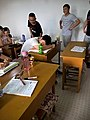 In a extra-curricular tuition class Tieling High School Class 11 Grade 2018 16.jpg