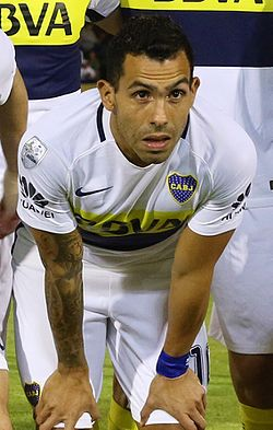 Image illustrative de l'article Carlos Tévez