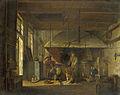 Interieur van het 'Stoockhuys' van apotheker A d'Ailly bij het bolwerk aan de Zaagmolenpoort te Amsterdam Rijksmuseum SK-A-2713.jpeg