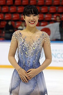 Internationaux de France 2018 - Mai Mihara.jpg