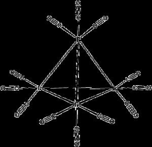 Tetrairidium dodecacarbonyl - Image: Ir 4CO12