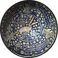 Iranische Keramik 14. Jht. Hase Simurgh anagoria.JPG