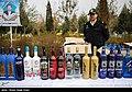 Isfahan police seized liquor 2018.jpg