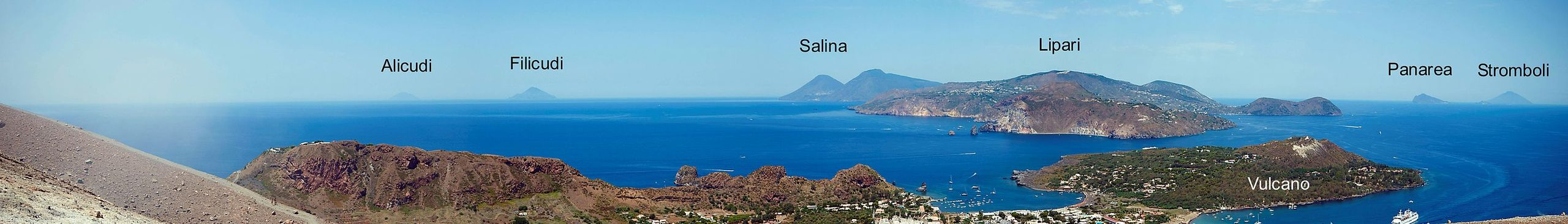 Aeolian Islands Travel guide at Wikivoyage